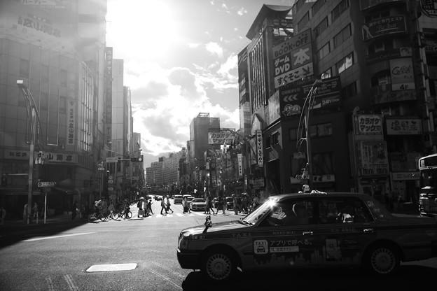 Ueno city