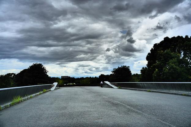 Photos: 暗雲立ち込める