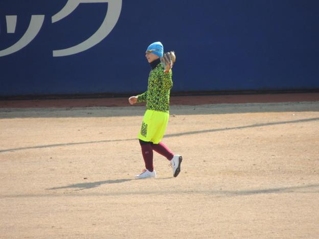 Photos: たつろー選手。