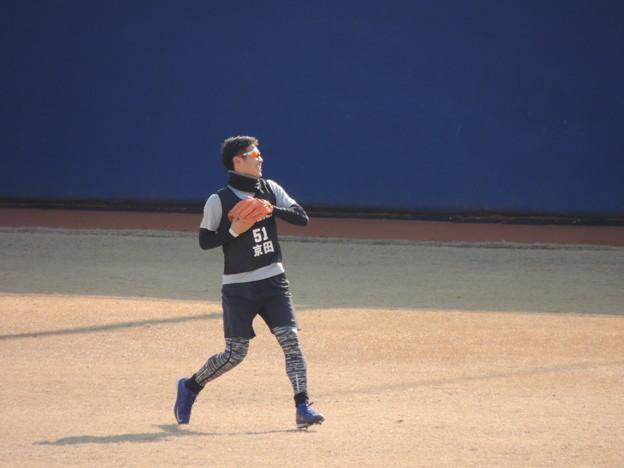 Photos: 京田くん。