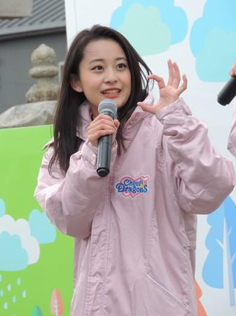 小倉綾華さん。