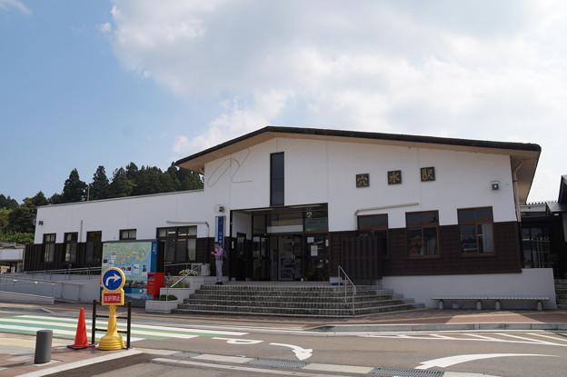穴水駅・のと鉄道
