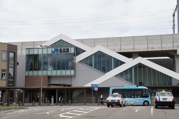 松任駅・北陸線