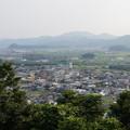 鯖江市街を望む 4