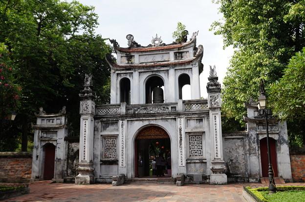ハノイ 文廟 2