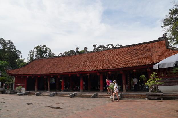 ハノイ 文廟 5