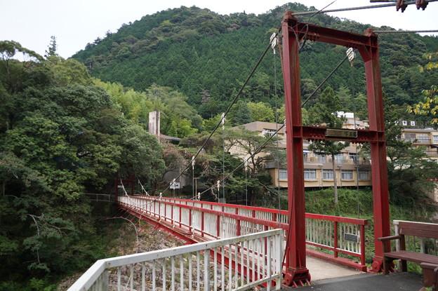 宇連川の渓谷 2