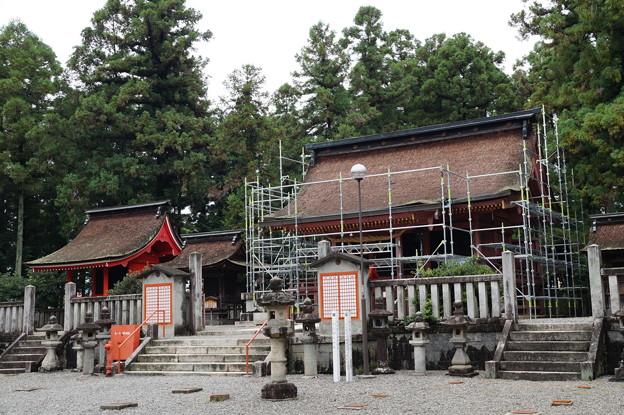 神戸町 日吉神社 2