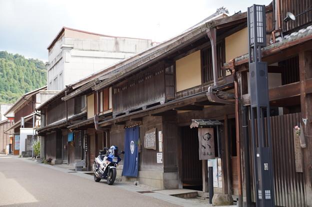 岩村町 本通り 4