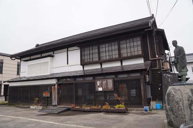 芭蕉 清風歴史資料館
