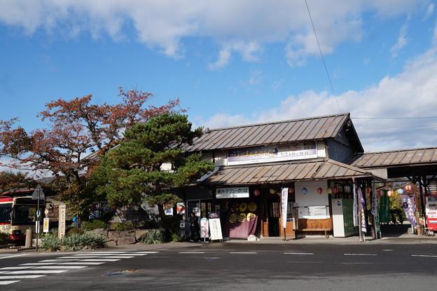 旧松代駅・長野電鉄