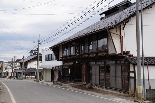 中山道 芦田宿