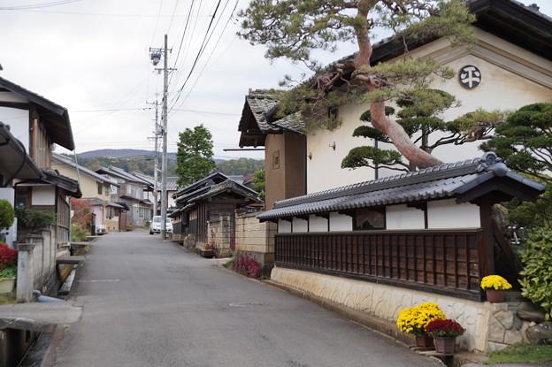 茂田井間の宿 2