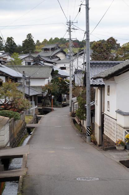 茂田井間の宿 6