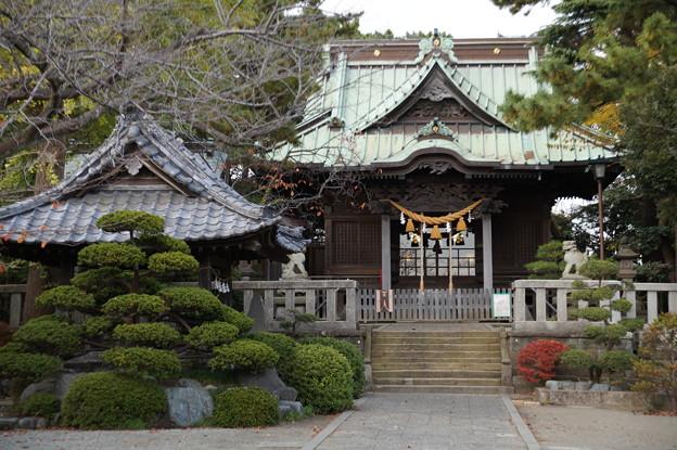 茅ヶ崎 第六天神社