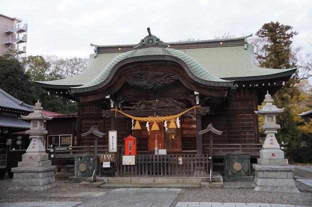 津田沼 菊田神社