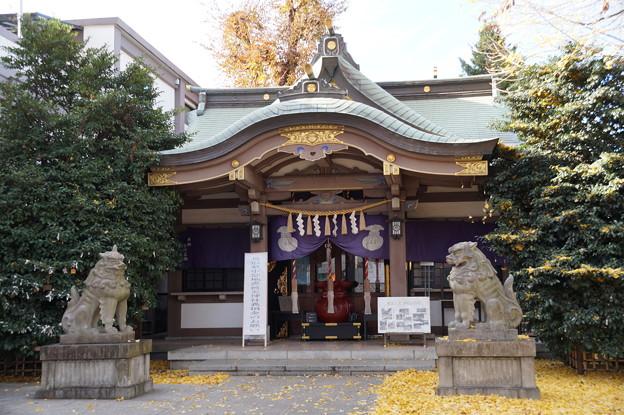 雑司ヶ谷 大鳥神社
