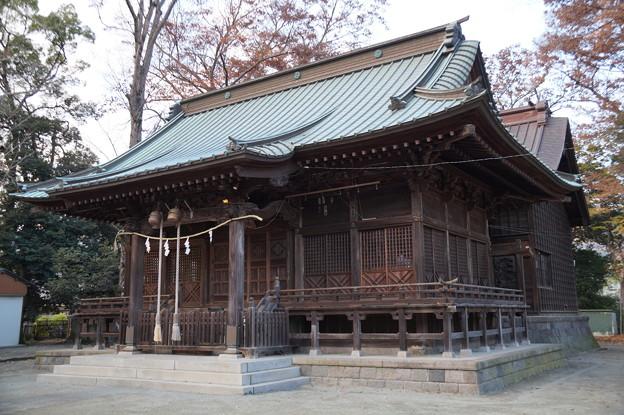 山北 室生神社
