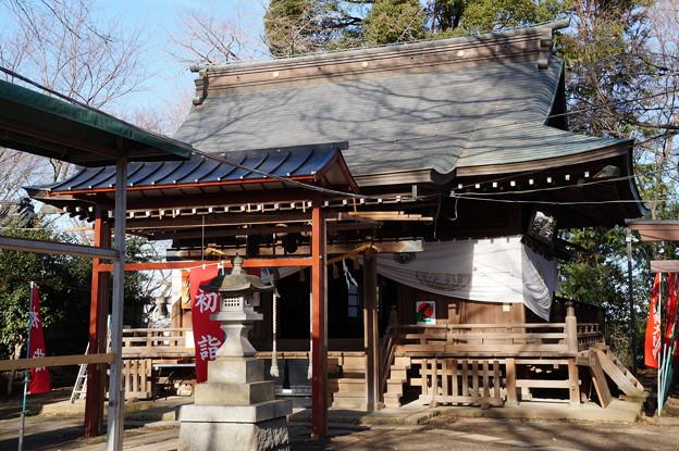 志木 敷島神社