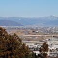 鰍沢町と甲府盆地 3