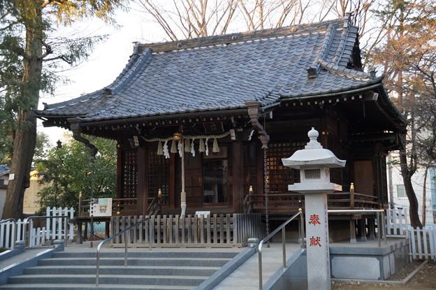 前野熊野神社