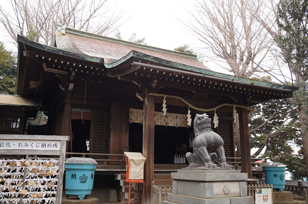 Photos: 諏方神社