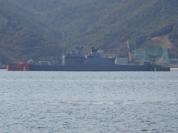 フェリー乗船(呉 ~ 広島港)   DSC00517