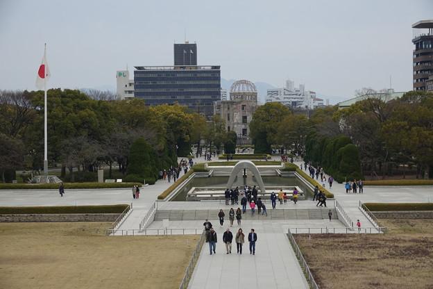 広島平和記念公園   DSC00939