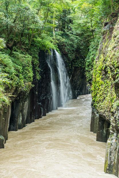真名井の滝-2