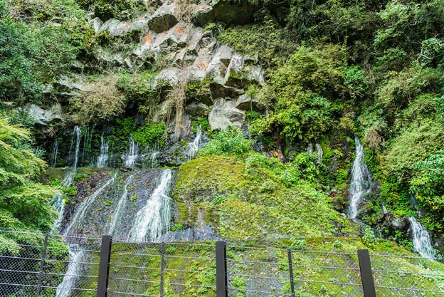 玉垂れの滝-1