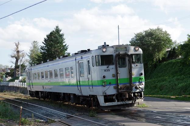キハ40-835単行
