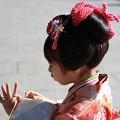 Photos: 結髪