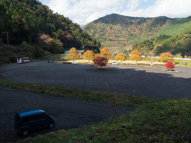 接岨峡駐車場