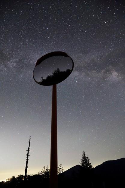 北斗を映して:2017さじアストロパーク星景写真コンテスト 佳作