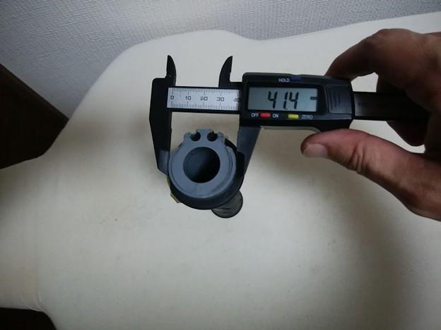 写真: 巻取り径Φ41.4mm