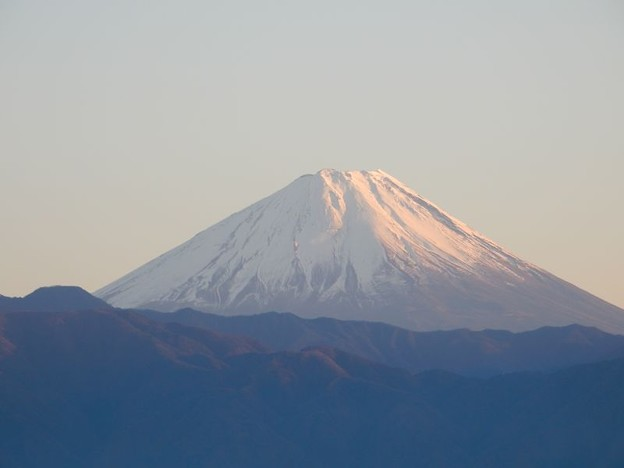 写真: DSCN1268 赤富士
