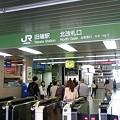 照片: 【山手線一周ウォーキング】田端駅なう。見違えるくらいに綺麗になっ...