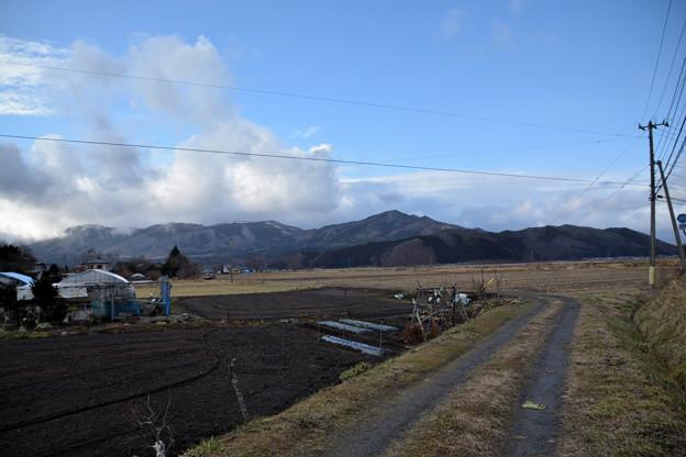 写真: 遠野風景1