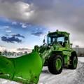 Photos: 冬の主役は除雪車