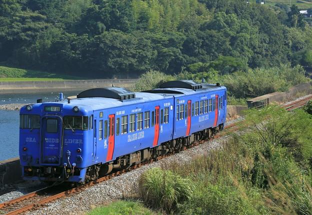 長崎大村線のキハ66/67 SEASIDE LINER