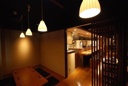 写真: 個室