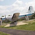 日本航空機製造 YS-11(JA8611) 航空科学博物館所蔵試作1号機 -1-
