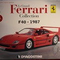Photos: Le Grandi Ferrari Collection No.1 F40 1987