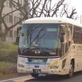 日本橋から「二里目」の地点にて…東京特急ニュースター号