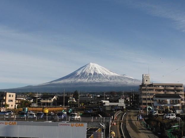 今日の富士山(2016/11/25)