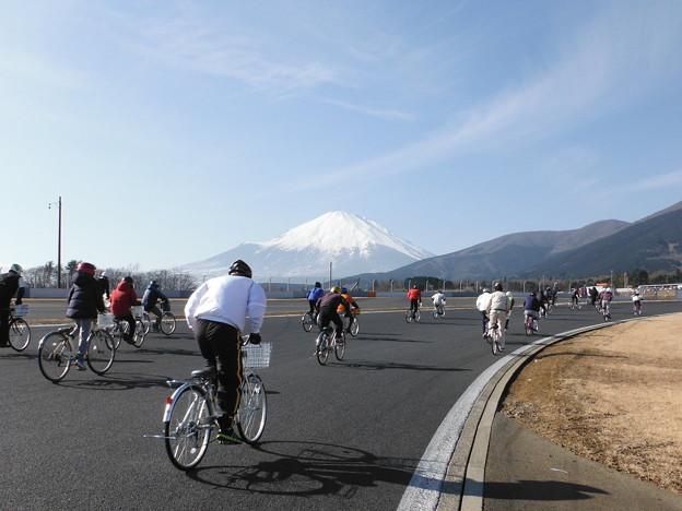 今日の富士山(2017/1/7)