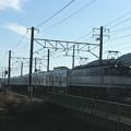 京成3000系甲種輸送