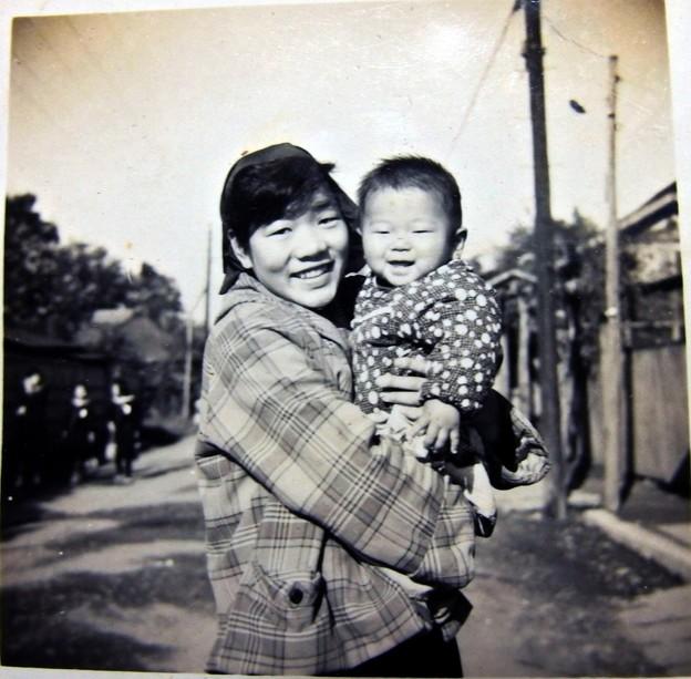 写真: 1958(昭和33)年の生まれです