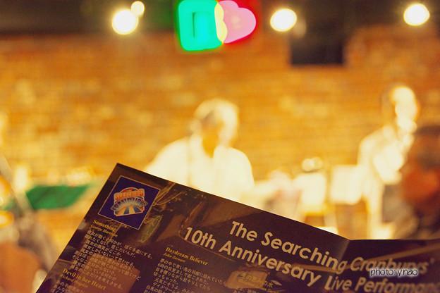 写真: The Searching Cranburys 10周年