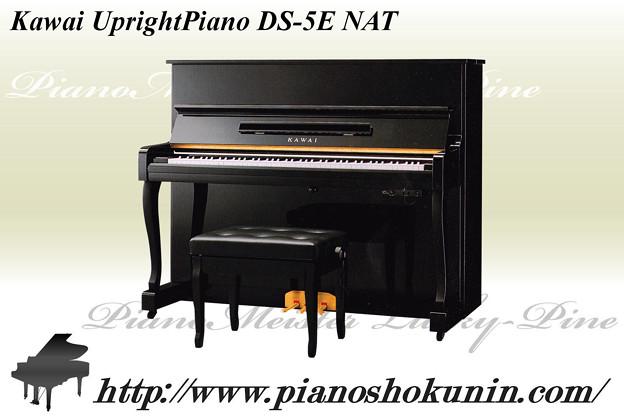 Kawai UprightPiano DS-5E NAT